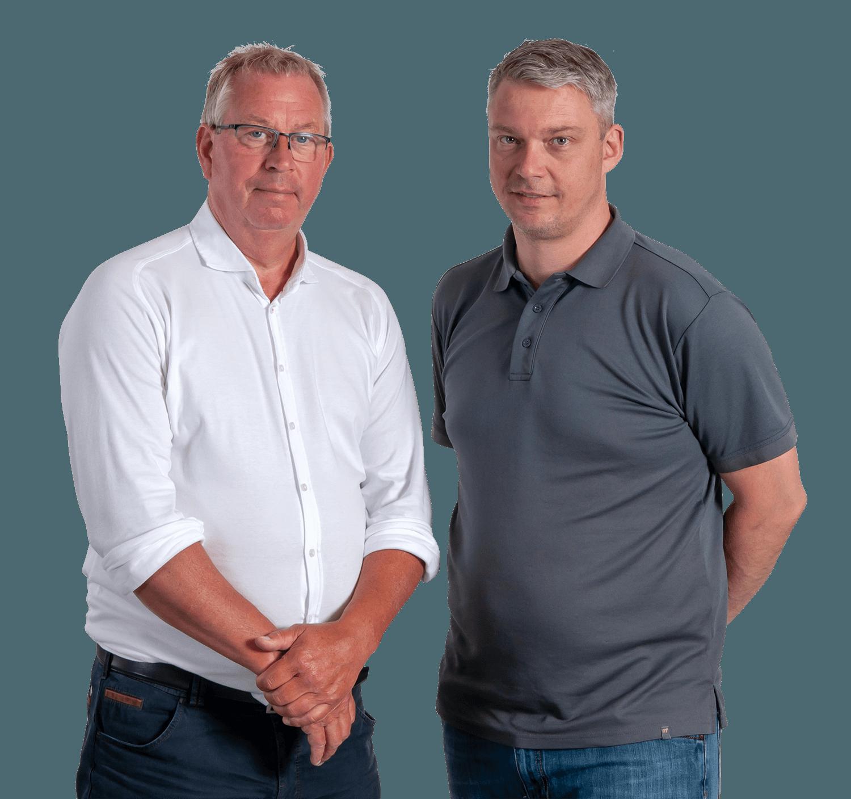Lichtservice Nederland lichtonderhoud nieuwe LED verlichting Hans en Jack