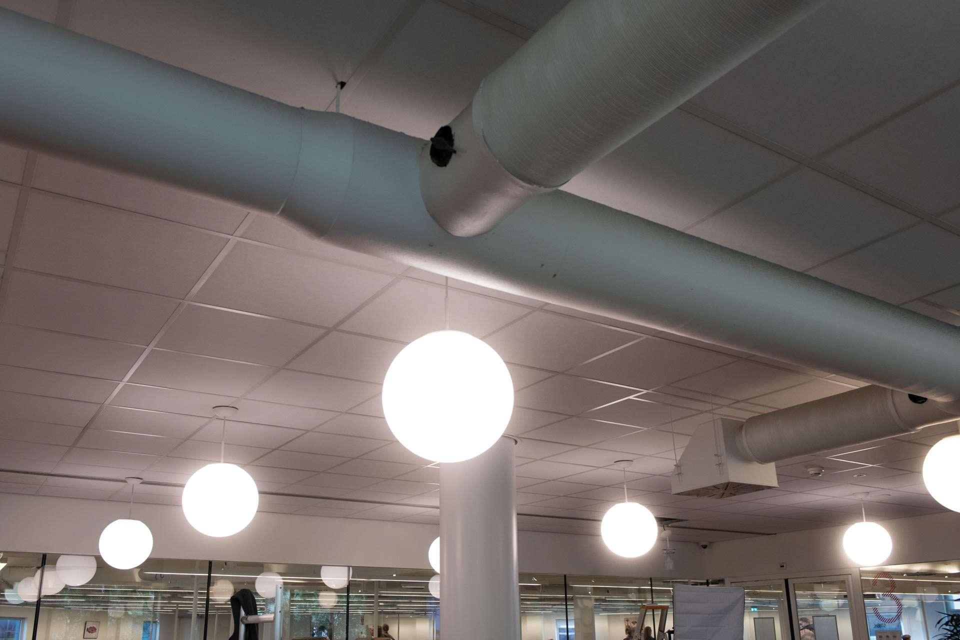 Lichtservice Nederland lichtonderhoud nieuwe LED verlichting